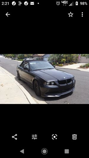 1998 BMW 323i convertible for Sale in San Marcos, CA