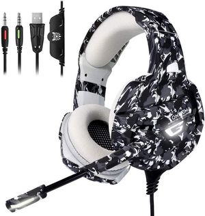 Gaming Headset , Headphone with 7.1 Surround Sound, Noise Canceling Earbuds & Mic, for Xbox One PS4 Controller PS2 Nintendo Switch for Sale in Duluth, GA