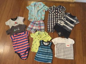 Bundle of baby boy clothes 18 months for Sale in Fairfax, VA