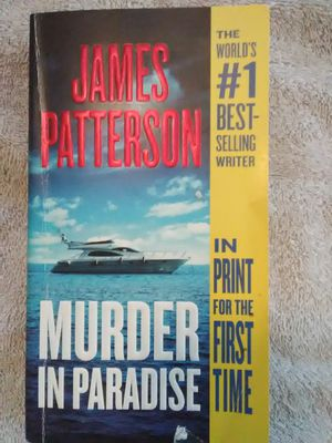 Murder in Paradise by James Patterson for Sale in San Tan Valley, AZ