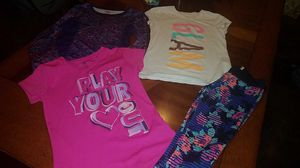 Girls 4 piece lot size 7/8 for Sale in Waterford, PA