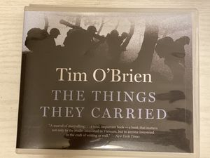 The Things They Carried- Audio book for Sale in San Gabriel, CA