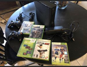 Xbox 360 + games for Sale in McKinney, TX