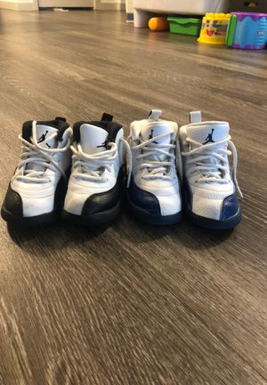 Air Jordan Toddler shoes Size 9 for Sale in Gibsonton, FL