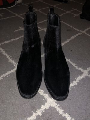 Suede Chelsea Boots 12 for Sale in Cape Girardeau, MO