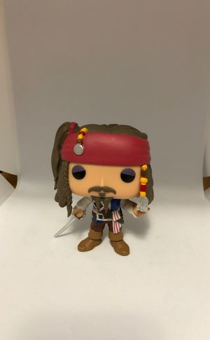 Pop! Disney's. Pirates of the Caribbean. Captain Jack Sparrow. #172. for Sale in Valrico, FL