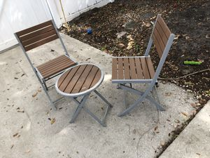 Patio furniture for Sale in Clearwater, FL