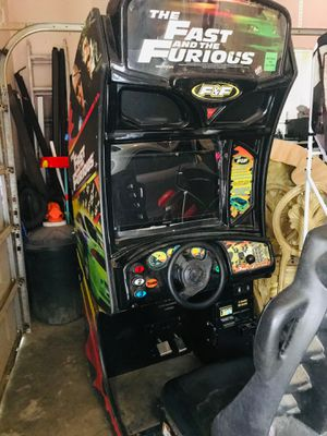 Fast and furious arcade game for Sale in Fresno, CA