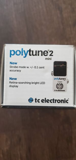 POLYTUNE MINI2 for Sale in Herriman, UT