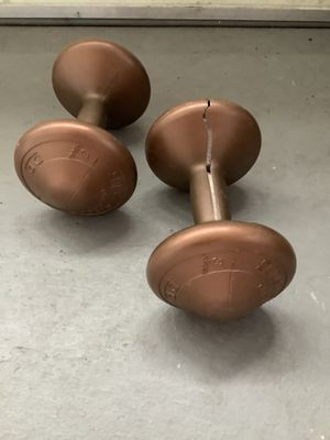 3 Kilogram dumbbells for Sale in Springfield, VA