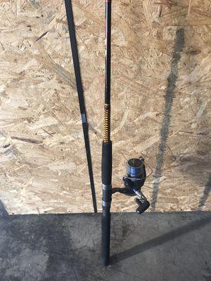 FISHING ROD SHAKESPEARE UGLY STIK 6'6 REEL SHIMANO SHIMANO SIENNA 4000FD for Sale in Miami Beach, FL