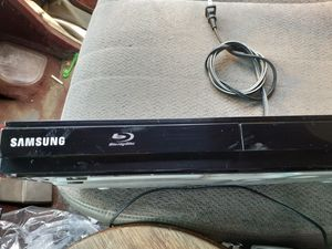 BluRay/Dvd Player for Sale in San Fernando, CA