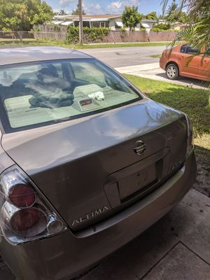 Nissan Altima 2.5 for Sale in Plantation, FL