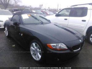 04 BMW Z4 PARTS for Sale in Haltom City, TX