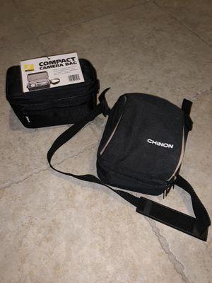 Nikon and Chinon Compact Camera Cases for Sale in Bradenton, FL