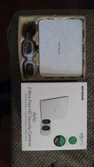 Arlo 2 Wire-Free HD Security Cameras for Sale in Edmonds, WA