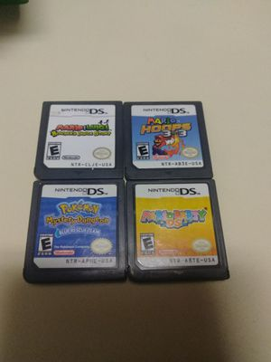 $10 each Nintendo DS games for Sale in Austin, TX