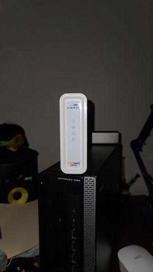 Arris SURFboard SB6190 Modem for Sale in Humble, TX