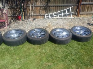 22'' Inch rims for Sale in Kennewick, WA