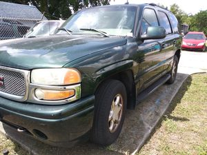 GMC Uconn '02 for parts; please call or text {contact info removed} for Sale in Daytona Beach, FL