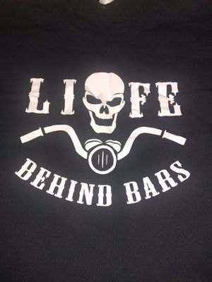 Men's Biker T-shirt size xl for Sale in Staunton, VA