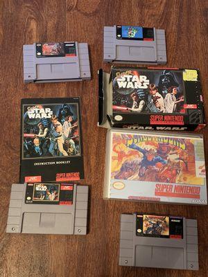 Snes , Super Nintendo, Nintendo, game cube , n64 , wii , Wii U for Sale in Garland, TX
