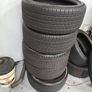 4 Dunlop Sp Sport 5000 Dsst Ctt Tires for Sale in Oakhurst, NJ