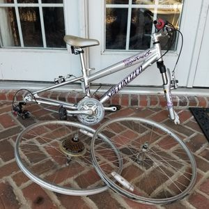 "24"" Specialized Hotrock Bike Frame and Wheels for Sale in Lexington, SC"
