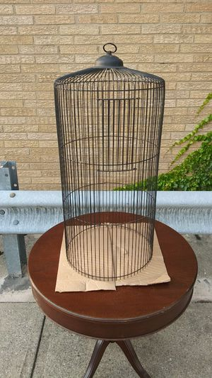 Tall Bird Cage Top for Sale in Rocky River, OH