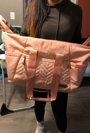 Skip-Hop rose pink diaper bag for Sale in Concord, CA
