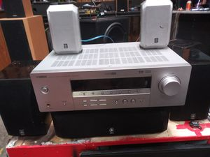 Yamaha 5 piece Home Theater/Entertainment System for Sale in Oro Valley, AZ