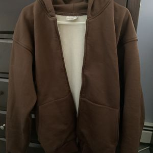 Large Brown Hooded Sweater for Sale in Stony Brook, NY