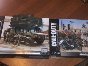 Call of duty building sets for Sale in Cumberland, RI