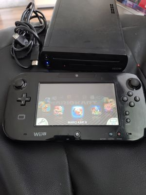 Wii U with 20 Wii U Games for Sale in Los Angeles, CA