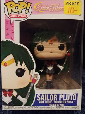 Sailor moon sailor pluto funko pop for Sale in Bronx, NY
