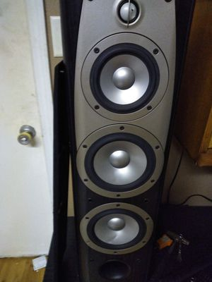 Infinity alpha 40 speakers for Sale in Neenah, WI