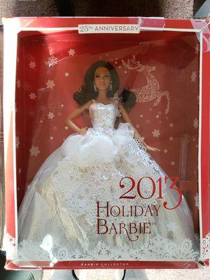 2013 Collectors Holiday Barbie for Sale in Manassas, VA