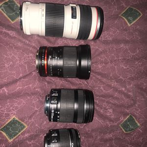 Canon Bundle for Sale in Portland, OR