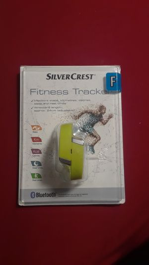 silvercrest Fitness tracker for Sale in Miami, FL