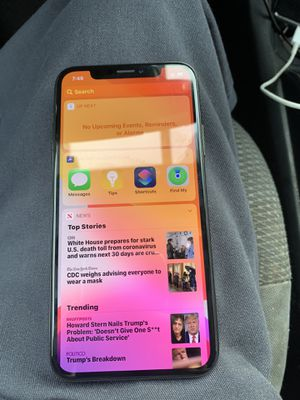 iPhone X 256gb unlocked for Sale in Santa Ana, CA