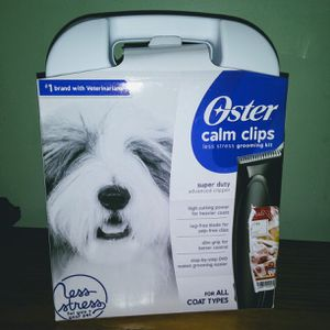 OSTER DOG GROOMING SET for Sale in Naugatuck, CT