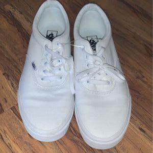 White Vans Size 12 for Sale in Las Vegas, NV