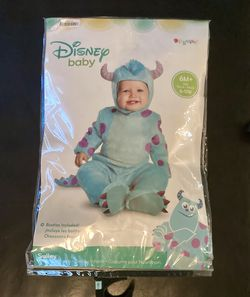 Baby Jimmy Sullivan Costume Blue And Purple For 6-12 Month Olds Boots Included Brand New for Sale in Gilbert,  AZ