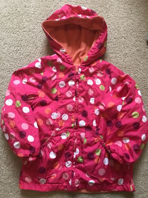 Oshkosh girls size 6 jacket for Sale in SEATTLE, WA