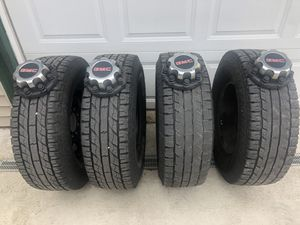 265/75/16 tires load range -E for Sale in Mishawaka, IN