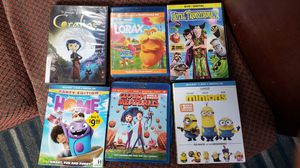 Children's movies and comedy movies for Sale in Riverview, FL