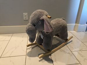 Rocking horse / elephant for Sale in Glendale, AZ