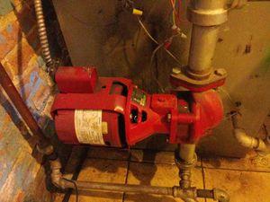 Water heater pump pompa de calentón de agua for Sale in Chicago, IL