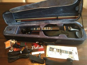 Cecillo Electric Violin 3/4 Scale for Sale in Monrovia, CA