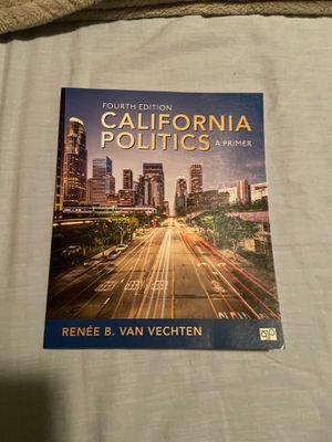 California Politics for Sale in Ontario, CA